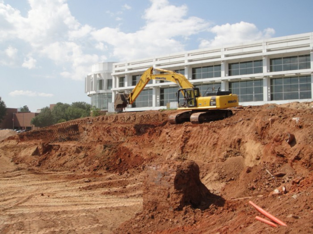 Grading and Excavating Services in Mooresville & Charlotte, NC